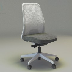 Xxl Desk Chair Hanging Swing Stand 3d Model Office Id 10666