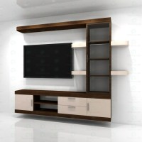3d model Living Room Furniture in the style of High-tech ...