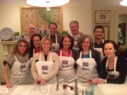 The 3D Team at Joyful Cooking School