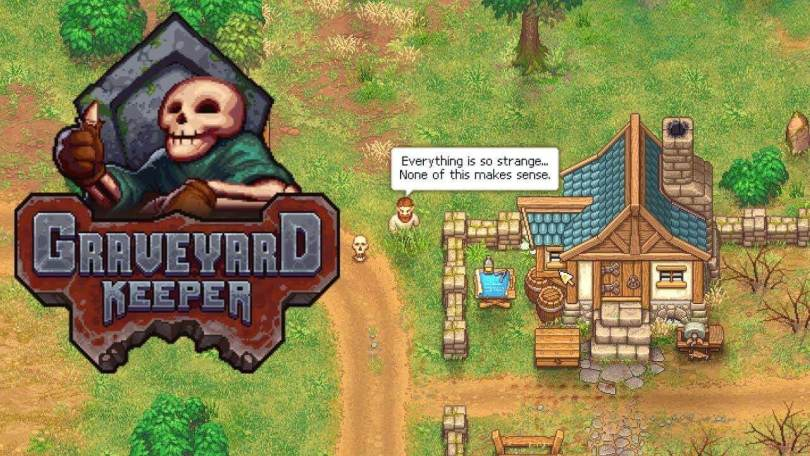 Graveyard Keeper – PC Download Full Game + Crack