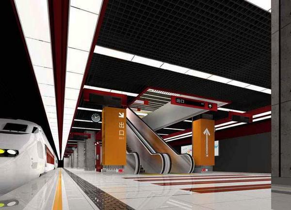 Subway 3D Model DownloadFree 3D Models Download