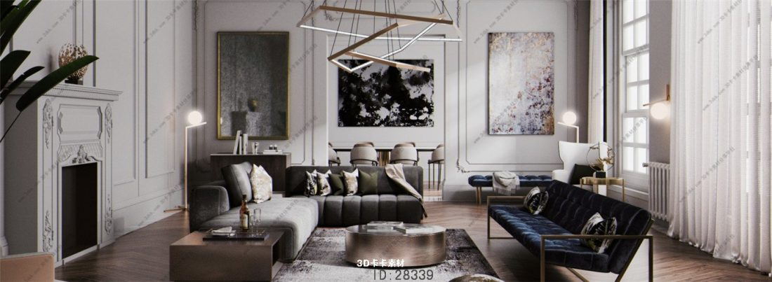 264 Living Room 3dsmax File Free Download Free Download 3d Model