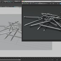 How To Create Metal Silver Using ARNOLD In Maya 2018 HDRI Lighting