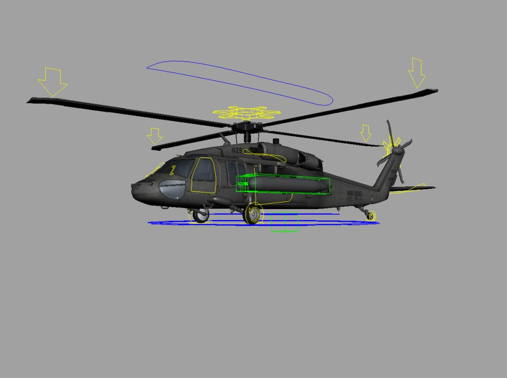medium resolution of sikorsky uh 60m black hawk rig 3d 5
