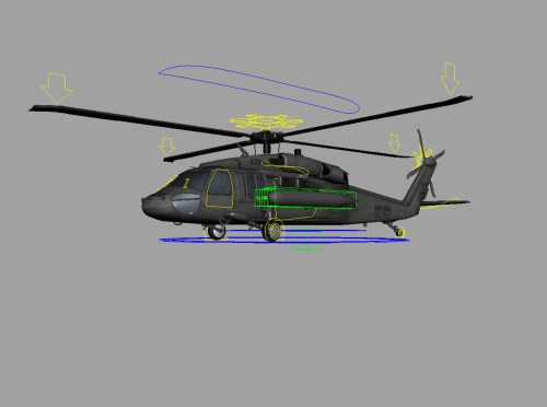small resolution of sikorsky uh 60m black hawk rig 3d 5