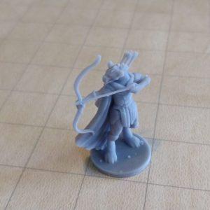 Miniatures Gnoll Archer