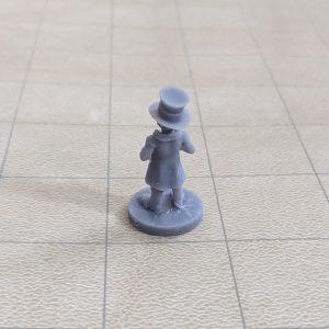 Gnome Merchant Back