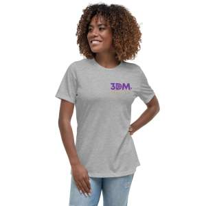 Goodies 3DM Let's Roll Women's Relaxed T-Shirt