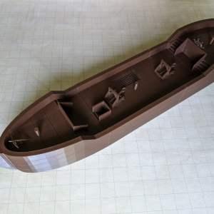 Accessories Warship/Sailing Ship Map