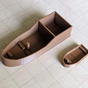 Accessories Magical Folding Boat Maps