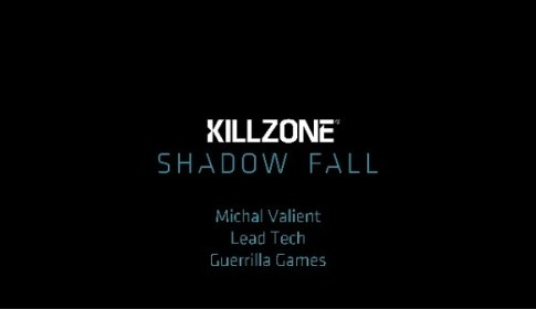 KILL ZONE SHADOW FALL TechSlide