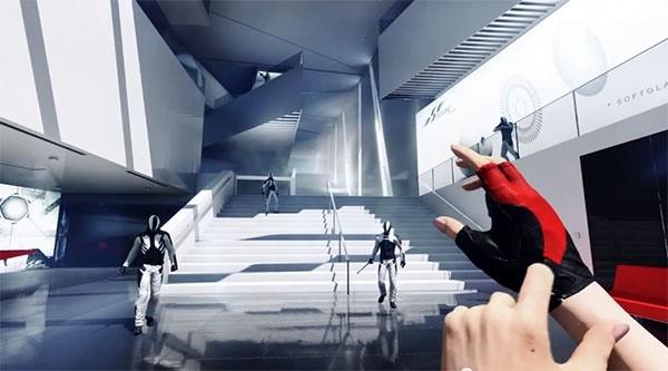 Mirror's Edge Announcement Teaser Trailer