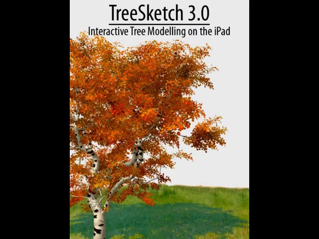 TreeSketch 3.0 Promo Video