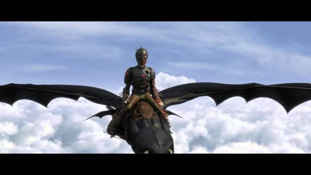 HOW TO TRAIN YOUR DRAGON 2 Official Teaser Trailer