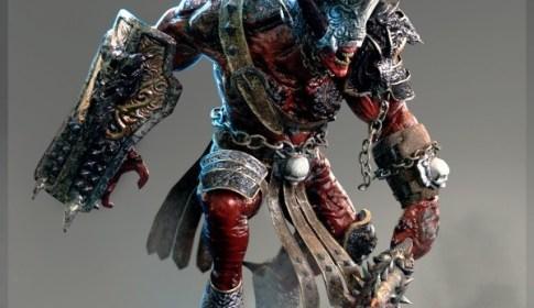 1st Heavy Demon