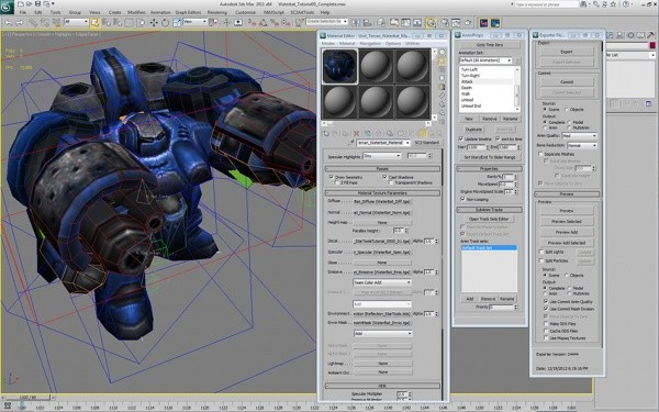 StarCraft II Art Tools Open Beta