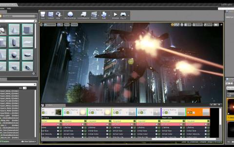 Inside Unreal - Visual Effects - Part 1