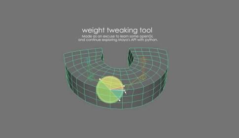 weight tweaking tool