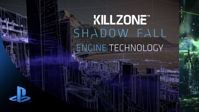 Killzone Shadow Fall Tech Trailer