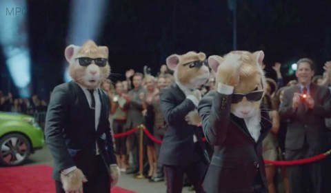 MPC Advertising CG Reel 2014
