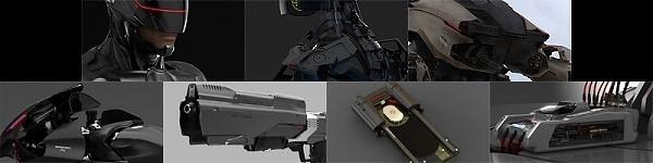 Robocop 2014 Concept Design