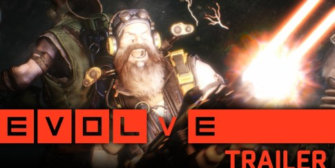 Evolve -Happy Hunting- Official Trailer