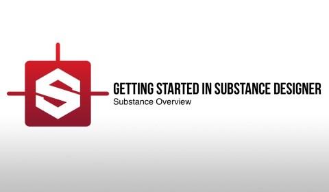 Getting Started in Substance Designer