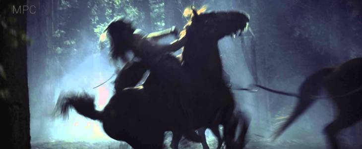 MPC The Lone Ranger VFX breakdown