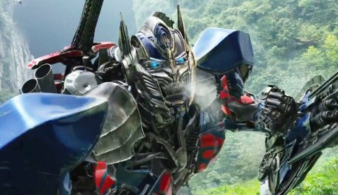 Transformers 4 Official Trailer - Transformers Age of Extinction
