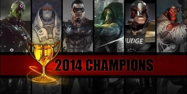 ComiconChallenge2014 Champions
