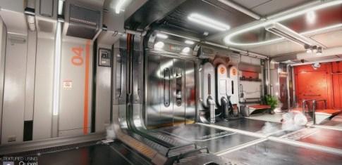 Deus Ex Environment