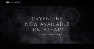CRYENGINE Now Available on Steam