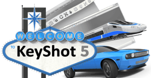 KeyShot 5 What's New