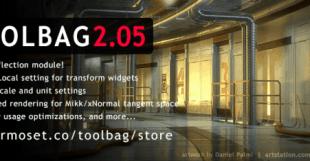Toolbag 2.05
