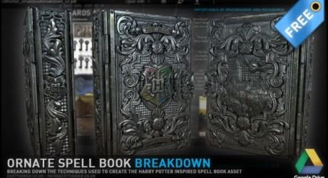 Harry Potter Spell Book Breakdown