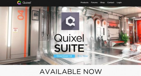 Quixel SUITE 1.6 Available‏ Now