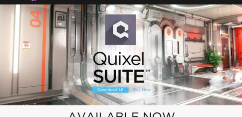 Quixel SUITE 1.6 Available Now