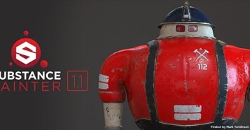 Substance Painter 1.1