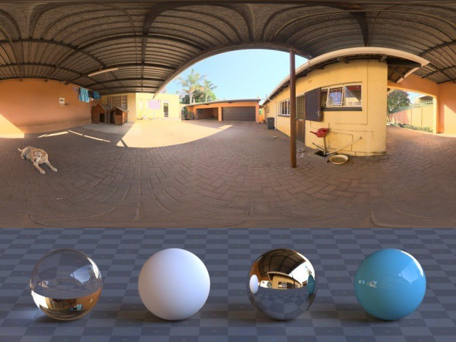 HDRI Haven Free Sample Bundle3