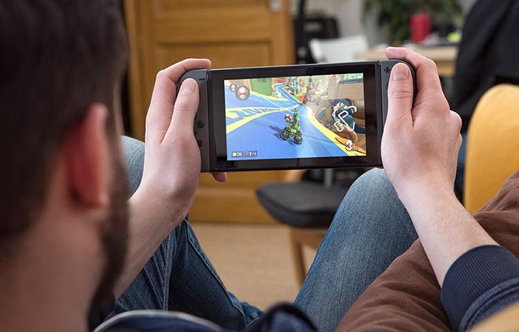 Nintendo обещает со временем добавить в Switch потоковые службы