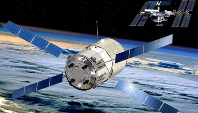space1 В России создан мобильный пункт получения данных от спутников