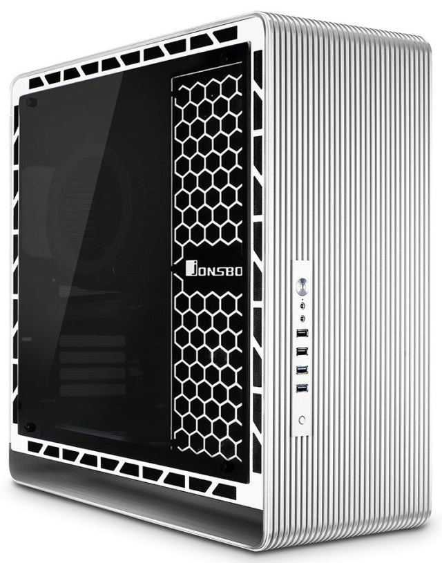 62-1 Quiet PC Nofan A895 — бесшумный десктоп с CPU Coffee Lake-S