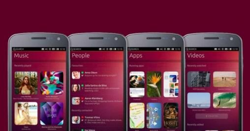 Вышла новая сборка Ubuntu Touch