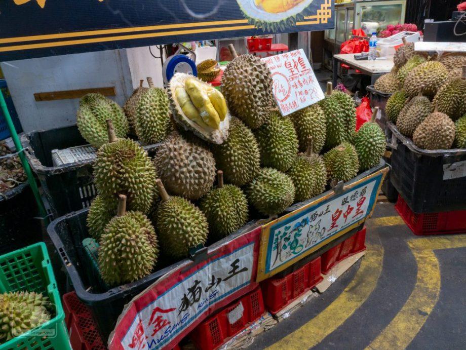Duriany nastraganie