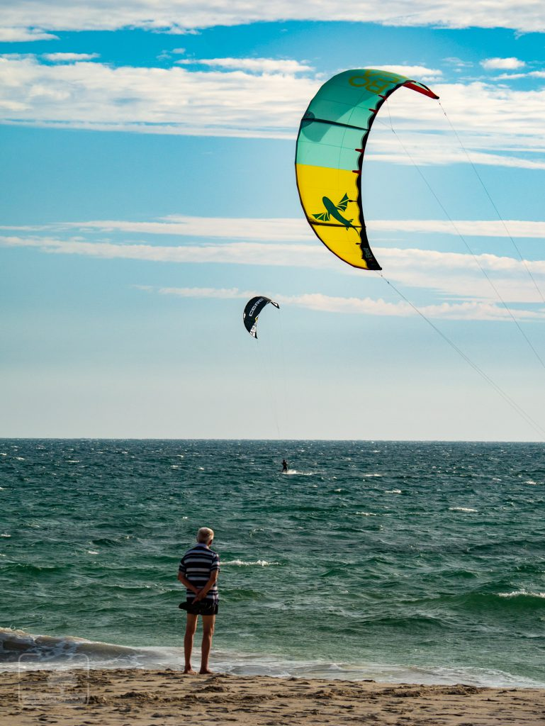 Perth - kite surferzy
