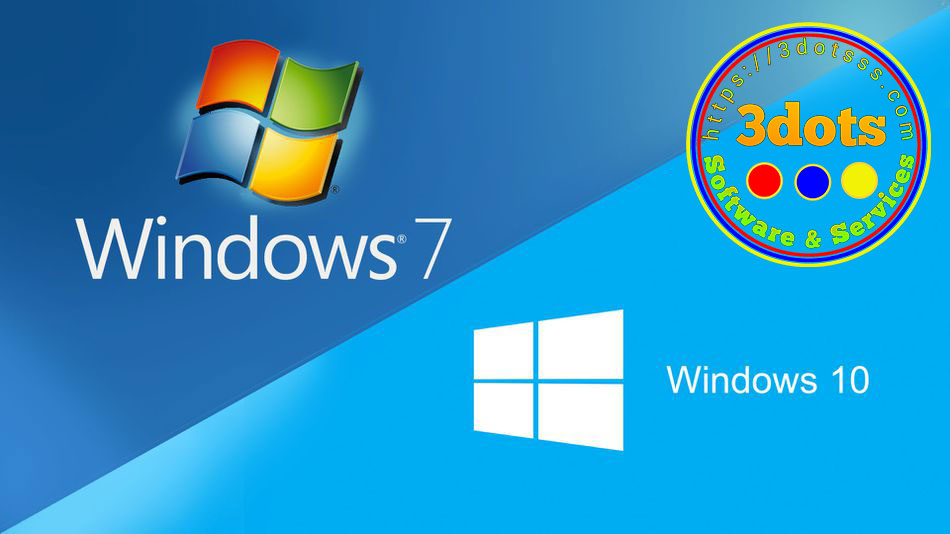 Windows 7 - 10 Software services.