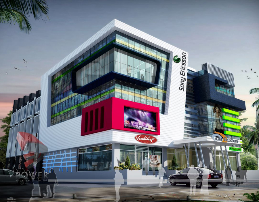 exterior-design-rendering-of-commercial-space-color-combination