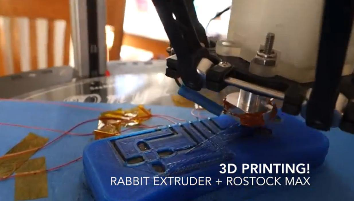 Rabbit Proto Introduces Open Source 3D Printed Integrated