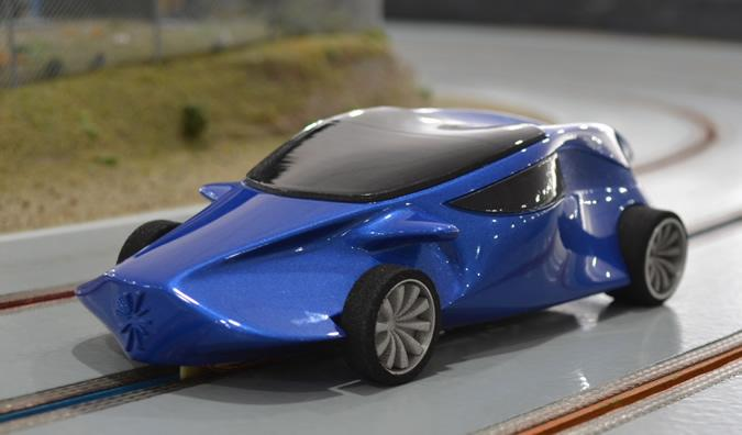 Materialises 3D Printed Slot Car Championships at RAPID