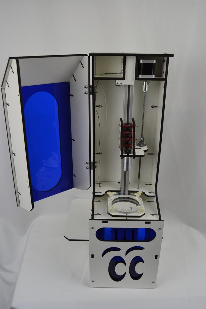 SeeMeCNC DropLit DLP SLA Printer Unveiled  3DPrintcom